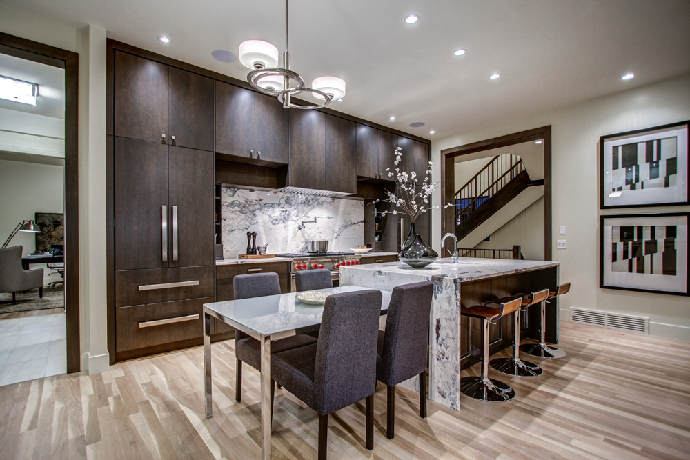 Bow Valley Kitchens Custom Kitchen Cabinets Calgary AB
