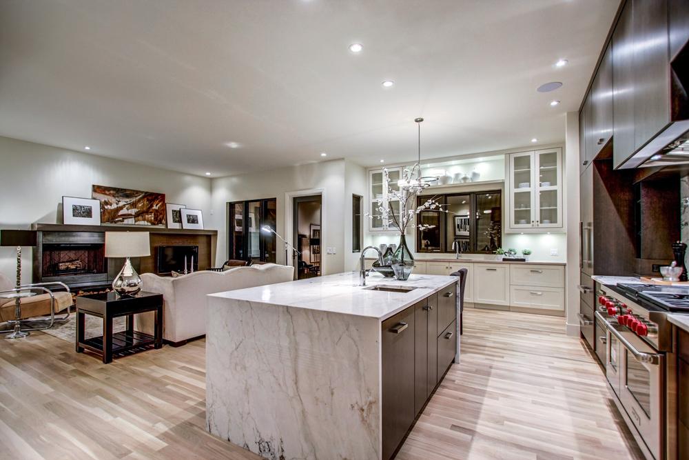 Custom Kitchen Cabinet Design | Bow Valley Kitchens Calgary
