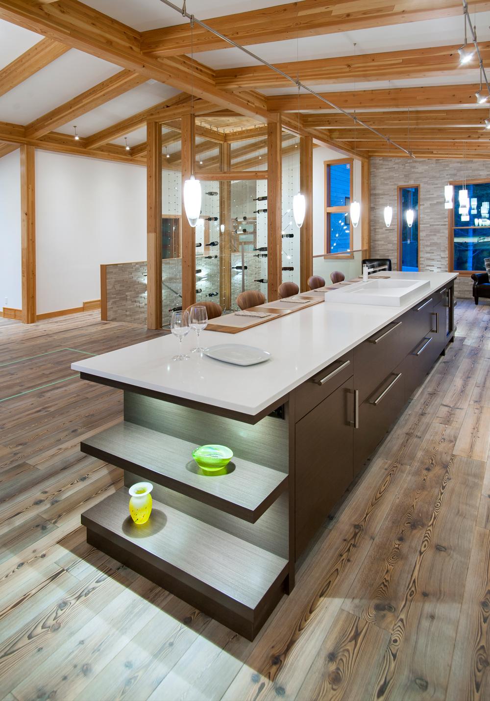 Custom Kitchen Cabinet Installation Services