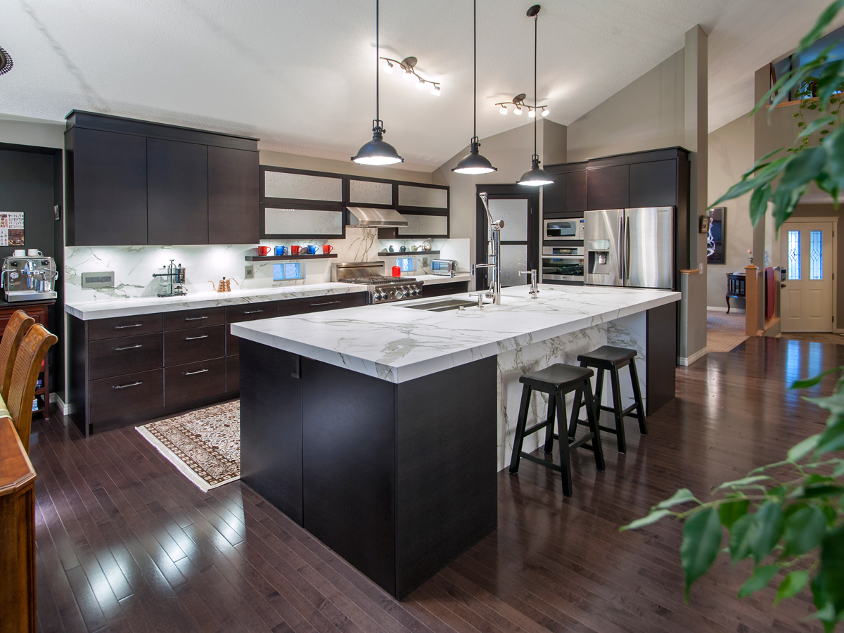 Bow Valley Kitchens | Custom Kitchen Cabinets Calgary, AB