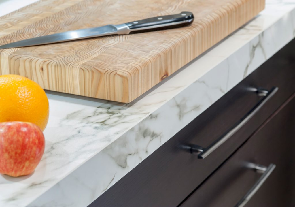 Natural Stone Countertop | Bow Valley Kitchens Ltd.